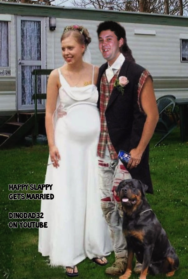 Redneck wedding.